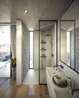16 on Bree Bathroom