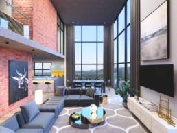Menlyn Link Living Room