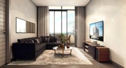 Illovo Central Living Room