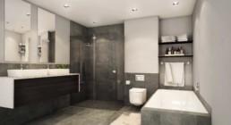 Illovo Central Bathroom