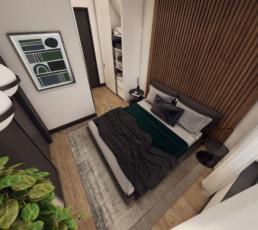 The Jade Bedroom