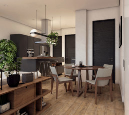 The Jade Dining Room
